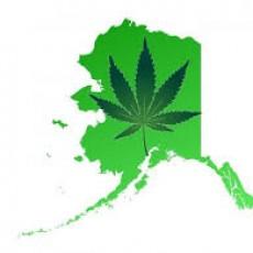 Legalization supporters in Alaska