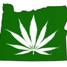 legalize weed in Oregon