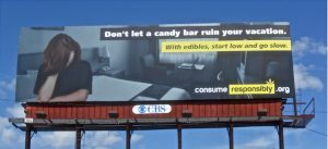 Maureen Dowd on billboard ad