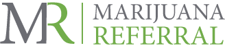 Marijuana Referral Logo