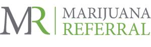 marijuana referal logo