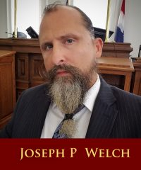 Joseph P. Welch, Attorney at Law