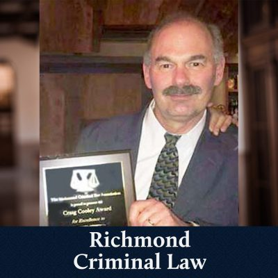 Richmond Criminal Law
