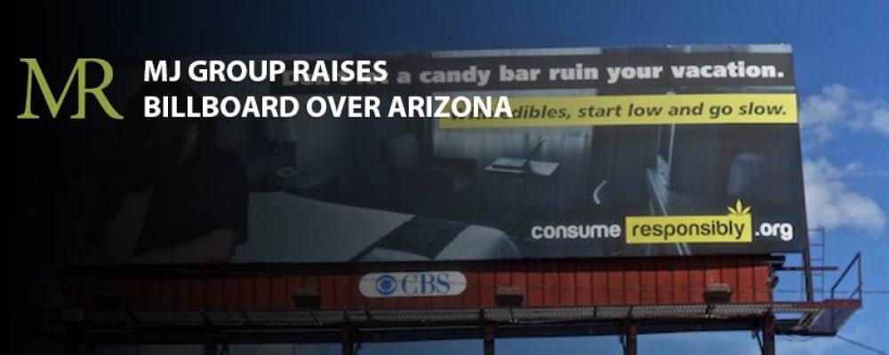MJ Group Raises Billboard Over Arizona