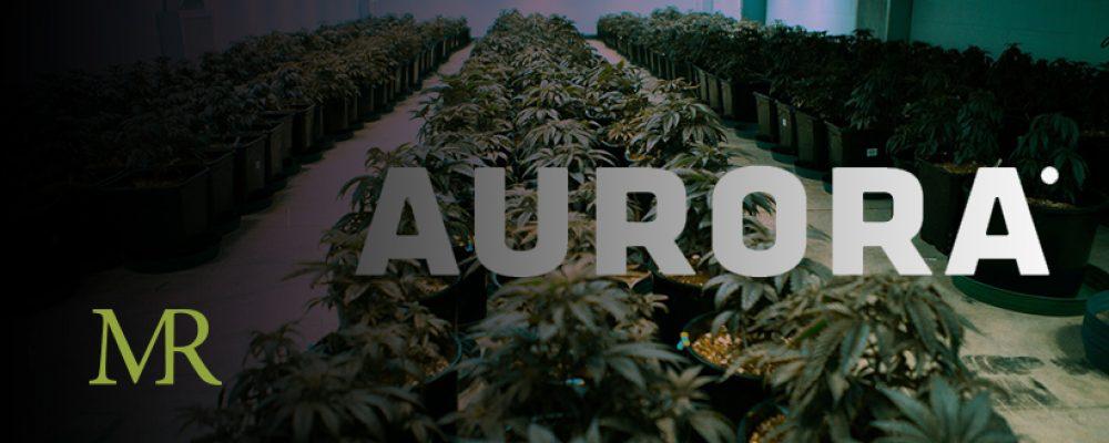 Aurora Cannabis And Tilray Cannabis Sales Boosted By Canada's Recreational Marijuana Legalization